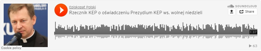 Prezydium Episkopatu Audio